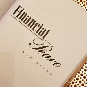 finance Accents - DAVE RAMSEY financial peace revised. Book